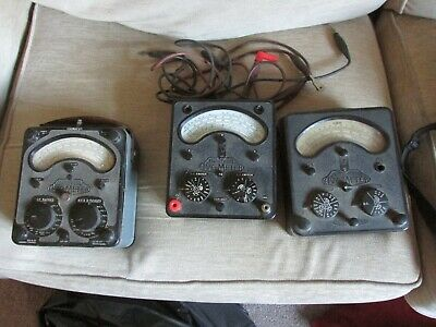 £150 • Buy 3 Avometer Model 8 And Model 7 And Type D
