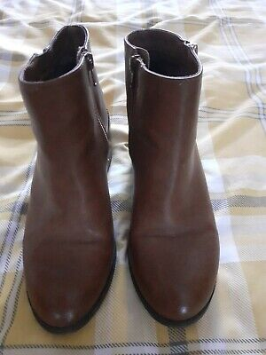 £8 • Buy Size 5 OFFICE Tan Ankle Boots