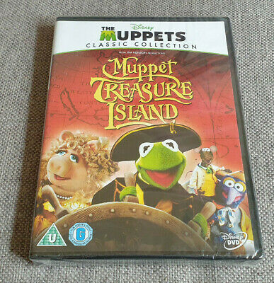 £3.50 • Buy DVD The Muppets Treasure Island New Sealed Classic Collection