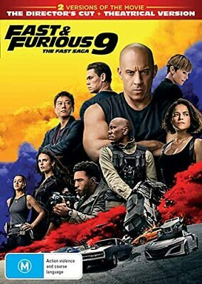 AU16.85 • Buy Fast & And Furious 9 DVD, NEW SEALED AUSTRALIAN RELEASE REGION 4 Lot 741
