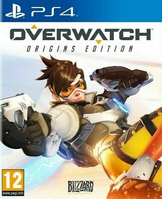 AU55.15 • Buy Overwatch Origins Edition For Playstation 4 PS4 - UK - FAST DISPATCH