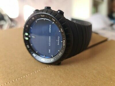 £51 • Buy Suunto Core All Black Military Outdoor Sports Watch  SS014279010