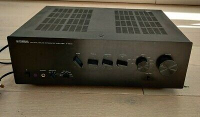 £100 • Buy Yamaha A-S500 Stereo Integrated Amplifier + JBL Control One Speakers & Brackets