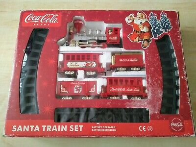 £60 • Buy Christmas Official Coca-Cola Santa Train Set. Battery Operated. Electronic Sound
