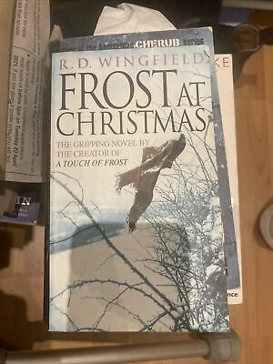 £1 • Buy Frost At Christmas: (DI Jack Frost Book 1) By R D Wingfield (Paperback, 1992)