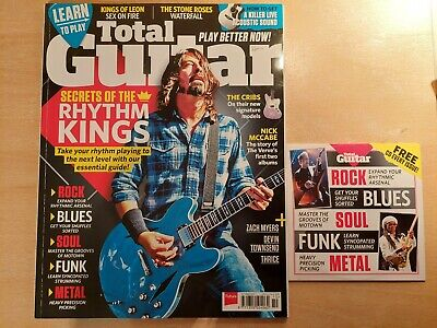 £1.49 • Buy Total Guitar Magazine And CD Issue #285 Secrets If The Rhythm Kings