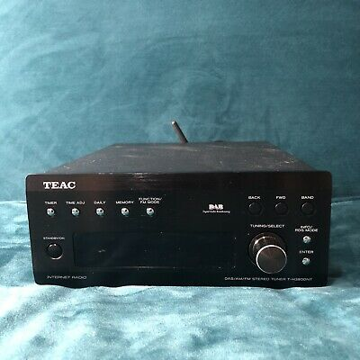 £79 • Buy Teac T-H380 DAB AM FM Stereo HIFI TUNER. Good Condition.