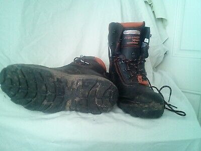 £40 • Buy Chainsaw Boots Aquafell Xpert Waterproof Size 10