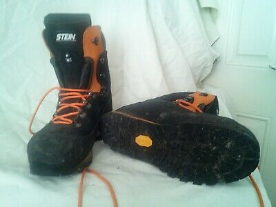 £50 • Buy Stein Chainsaw Boots Size 44