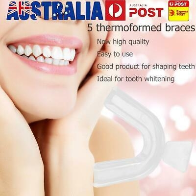 AU8.30 • Buy Thermoforming Dental Mouthguard Teeth Whitening Mouth Guard Oral Care Trays