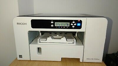 £79.99 • Buy Ricoh Aficio SG3110DN Dye Sublimation Printer Spares And Repairs Only