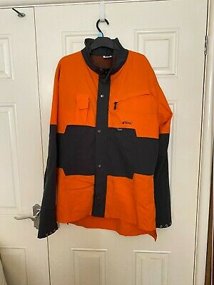 £25 • Buy Stihl Chainsaw Jacket No Protection