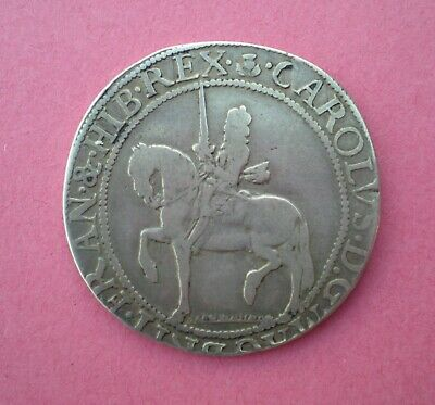 £220 • Buy Charles I Silver Scottish 30 Shillings Mm Thistle - Spink 5557