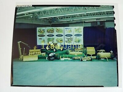 AU39.99 • Buy AC129 Allis Chalmers FARMING MEDIA ARCHIVES 4x5 Transparency TRACTOR IMPLEMENTS