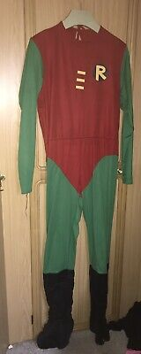 £0.99 • Buy Men's Robin Outfit Fancy Dress/ Party/ Dress Up/ Halloween/ Costume