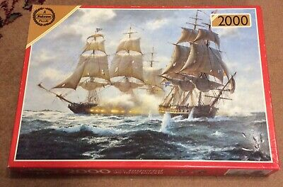 £8.99 • Buy Falcon, 2000 Imperial De Luxe Jigsaw Puzzle, Ships, Unchecked