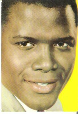 £0.88 • Buy 1970 Card Calendar French Printed In Spain # 21 Sidney Poitier