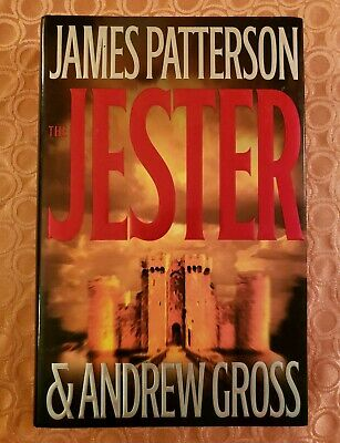 AU10.91 • Buy The Jester By James Patterson (2003, Hardcover) 1st Ed 1st Print