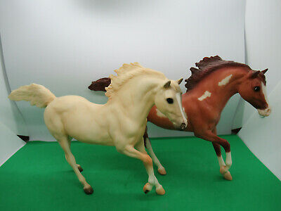£12.34 • Buy Breyer Classic Size - 2 (two) Andalusian Stallions