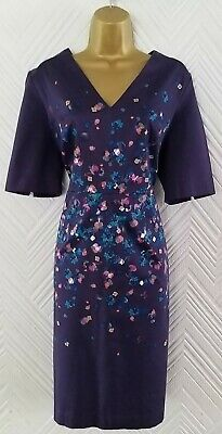 £14.99 • Buy Joules Cara Floral Print Dress Size Uk 14 Hardly Worn Very Good Condition