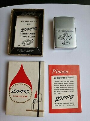 View Details Rare Collectable Zippo Lighter • 100£