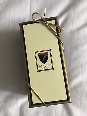 £25 • Buy Aspinal Of London Leather Handbag Tidy. Gold. Brand New & Gift Boxed.