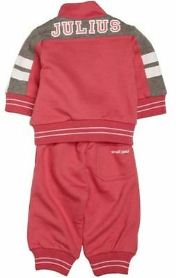 £13.99 • Buy Baby Girls Small Paul PF8101W2 Long Sleeve Jumper Trousers Pink/Grey Up To 3M