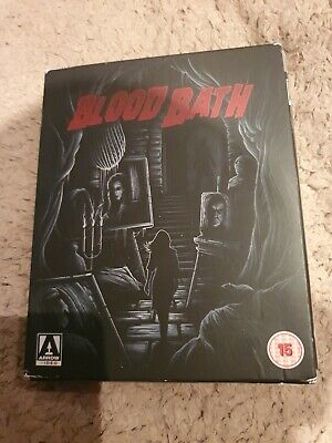 £9.99 • Buy Blood Bath - Limited Edition  Blu-ray Boxset + Booklet + Poster + Free Post