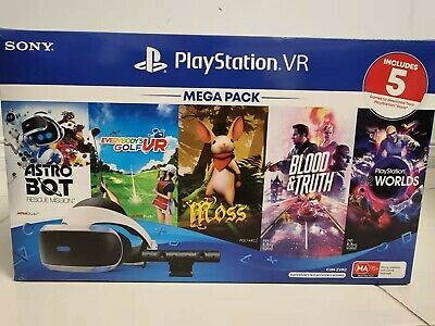 AU304 • Buy Sony Playstation VR Plus 2 Motion PS4 Controllers.