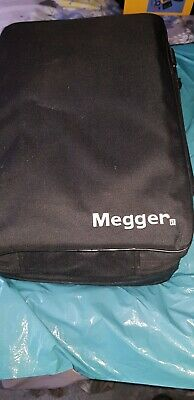 £260 • Buy Megger PAT 320 Tester In Carry Case With Accessories