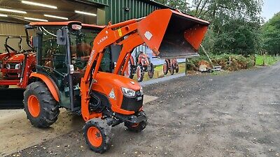 £17995 • Buy Kubota B3150 Compact Tractor Cab & Loader HST  31HP Low Hours