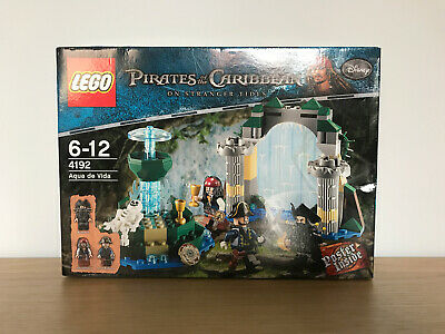 £79.99 • Buy LEGO Pirates Of The Caribbean 4192 - Fountain Of Youth - Brand New & Sealed