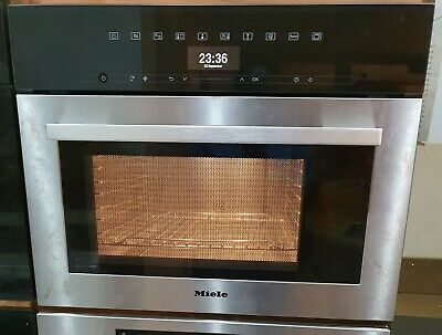 £1299.95 • Buy MIELE DGM7340 Combi Steam Microwave Oven| Integrated Built-in - 1yr Warranty
