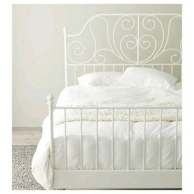 AU250 • Buy Bed Frame And Mattress Double Bed Excellent Condition