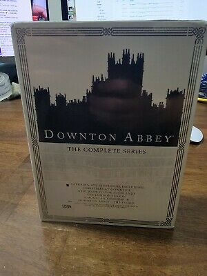 £19.57 • Buy Downtown Abbey The Complete Series DVD Hugh Bonneville Brand New