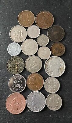 £1 • Buy Mixed Foreign Coins