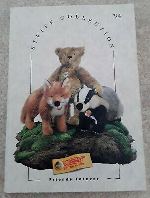 £0.99 • Buy Steiff Catalogue Collection 1994