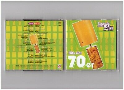 £33.67 • Buy TIME LIFE SOUNDS OF THE 70s Hits Der 70er 2CD Supermax Bay City Rollers Baccara