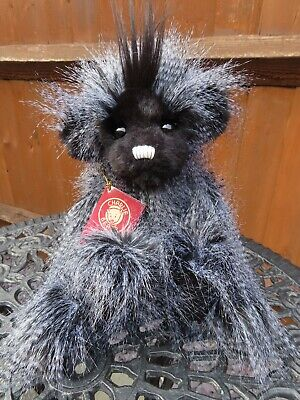 £45 • Buy Charlie Bears 'Stuie' Brand New Retired 15  Plush Bear 2016 Collection With Tags