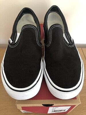 £30 • Buy Vans Classic Slip On Size 7.5 Worn Once