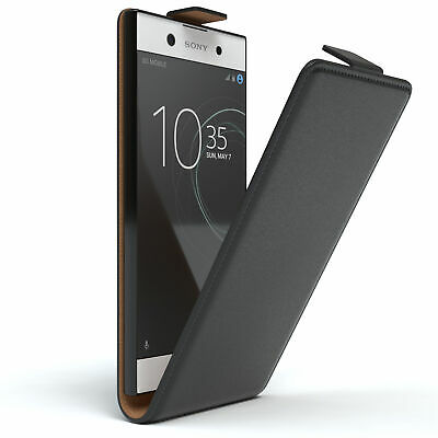 AU9.34 • Buy Case For Sony Xperia XA1 Ultra Flip Protective Case Phonecase Cover Black