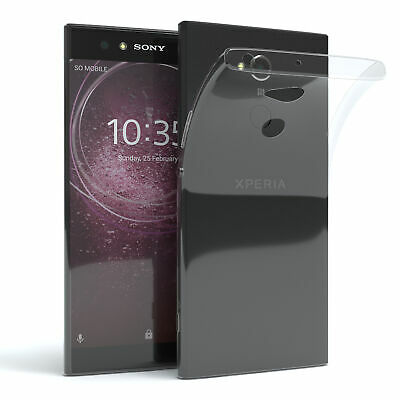 AU6.22 • Buy For Sony Xperia XA2 Ultra Cover Silicone Back Cover Phone Protection Transparent