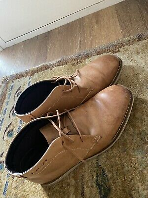 £30 • Buy Mens Rockport Boots Tan Size 9