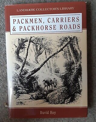 £2.99 • Buy PACKMEN, CARRIERS & PACKHORSE ROADS, Landmark Collector's Library, AS NEW