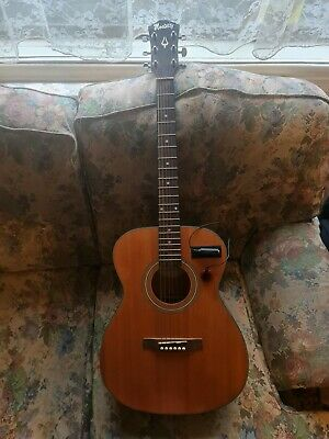 AU70 • Buy Monterey Acoustic Guitar - With Guitar Amp Input Add On And Built In Tuner