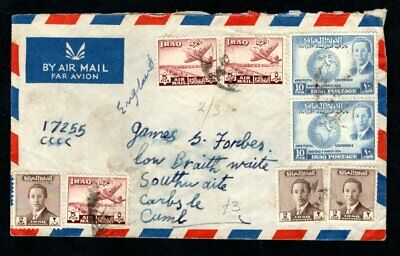 £0.99 • Buy Iraq - 1957 Airmail Cover To England