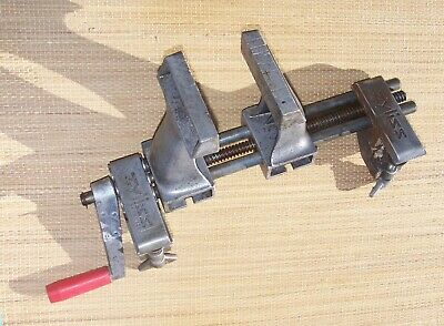 £7.99 • Buy Vintage Swiss Made Zyliss Portable Vice Clamp Woodworking DIY Craft