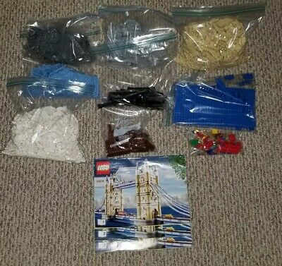 £75.41 • Buy LEGO Creator Tower Bridge (10214) - 4287 Pieces Used And Complete With Box.
