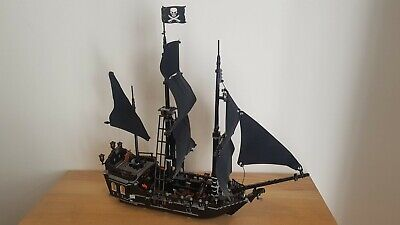 £350 • Buy LEGO 4184 Pirates Of The Caribbean The Black Pearl