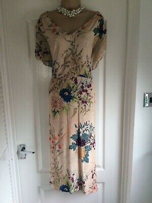 £14.99 • Buy Gorgeous Laura Ashley Floral Dress BNWT Size 18 Ideal To Wear Any Occasion